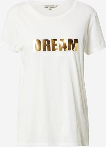 Herrlicher Shirt 'Kendall' in Weiß