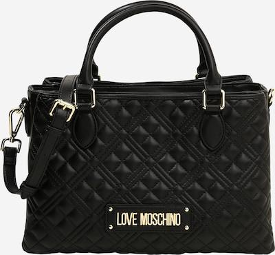Love Moschino Käsilaukku värissä kulta / musta, Tuotenäkymä