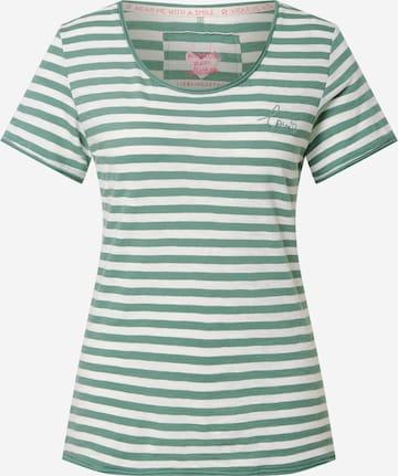 LIEBLINGSSTÜCK Shirt 'Cia' in Grün