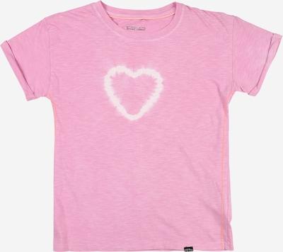 STACCATO T-Shirt in mauve / weiß, Produktansicht