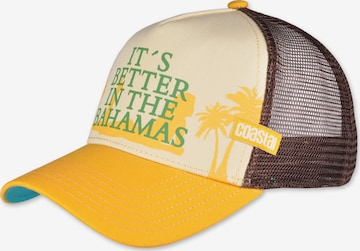 Casquette ' Bahamas ' Coastal en jaune