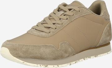 WODEN Sneakers 'Nora' in Beige