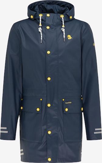Schmuddelwedda Tussenjas in de kleur Marine, Productweergave