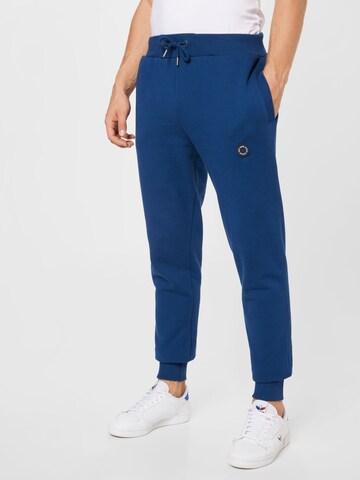 Pantaloni 'AARON' de la Pepe Jeans pe albastru