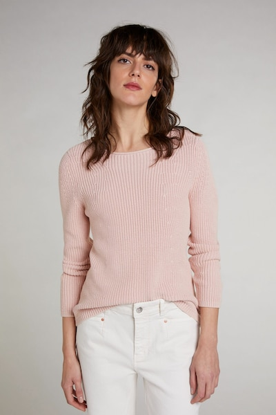 OUI Pullover in pastellpink, Produktansicht
