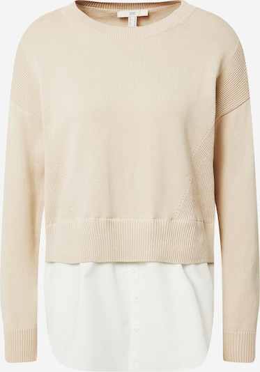 EDC BY ESPRIT Sweater in Powder / Off white, Item view