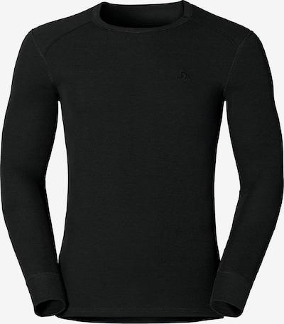 ODLO Shirt in schwarzmeliert, Produktansicht