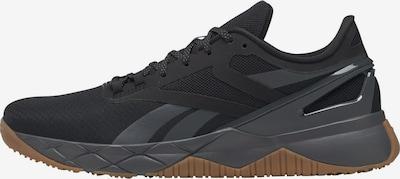 Reebok Sport Sportschuh 'NANOFLEX TR' in schwarz, Produktansicht