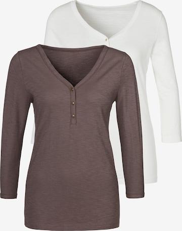 ruda VIVANCE Marškinėliai