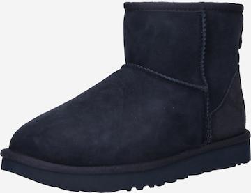 Boots da neve 'Classic Mini II' di UGG in blu