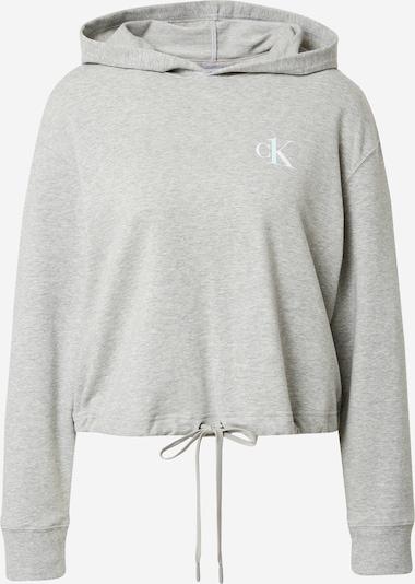 Calvin Klein Sweatshirt 'Lounge' in hellblau / graumeliert / hellpink, Produktansicht