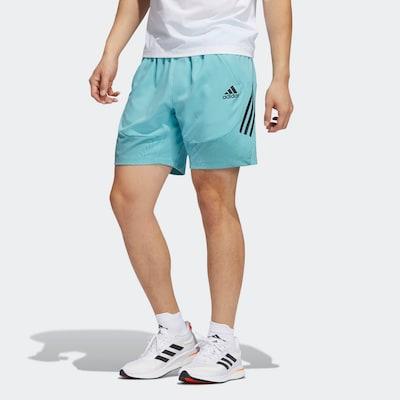 ADIDAS PERFORMANCE Športové nohavice - nefritová / čierna, Model/-ka