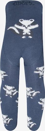 EWERS Strumpfhose 'Waschbär' in blau / karamell, Produktansicht