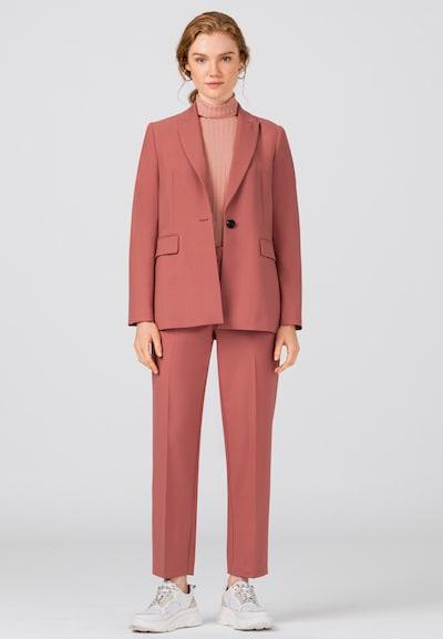 HALLHUBER Blazer in rosé, Modelansicht