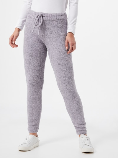 Missguided Hose in lavendel, Modelansicht