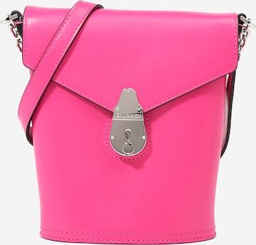 Calvin Klein Õlakott, värv roosa