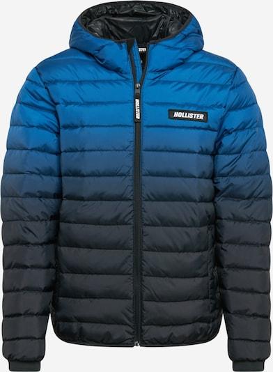 HOLLISTER Tussenjas 'CHANNEL' in de kleur Blauw / Hemelsblauw / Zwart, Productweergave