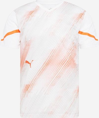 PUMA Trykot 'individualCUP' w kolorze jasnoszary / pomarańczowy / białym, Podgląd produktu