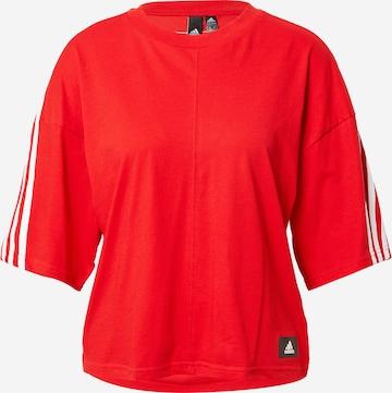 ADIDAS PERFORMANCE Sportshirt in Rot