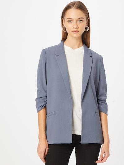 SOAKED IN LUXURY Blazer 'Shirley' in Silver grey, View model