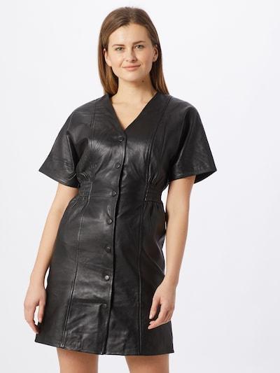 Y.A.S Kleid 'Yassiri' in schwarz, Modelansicht