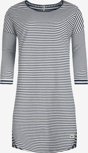SANETTA Nachthemd in blau / weiß, Produktansicht