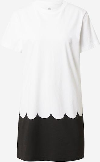 ADIDAS PERFORMANCE Sportkleid 'Marimekko' in schwarz / weiß, Produktansicht