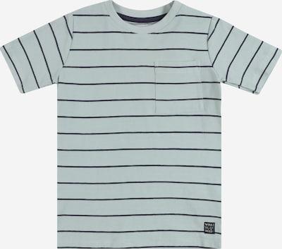 BASEFIELD T-Shirt en bleu foncé / jade, Vue avec produit