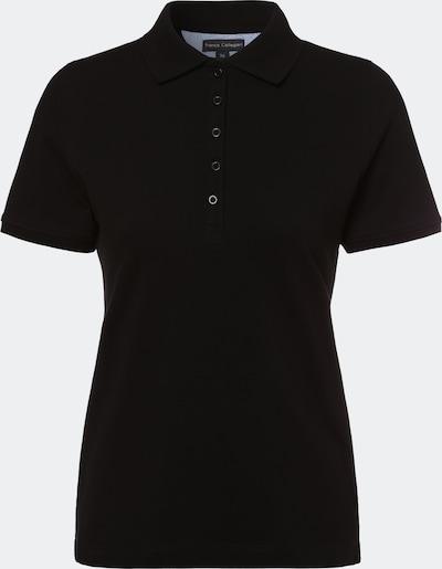 Franco Callegari Poloshirt in schwarz, Produktansicht