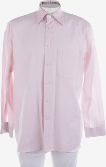 BURBERRY Hemd klassisch in L in rosa, Produktansicht