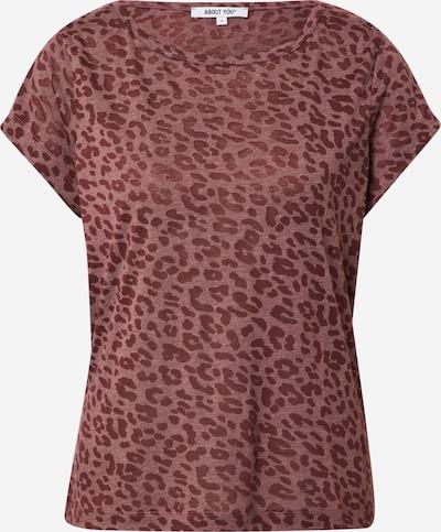 ABOUT YOU Shirts 'Ashley' i bordeaux, Produktvisning