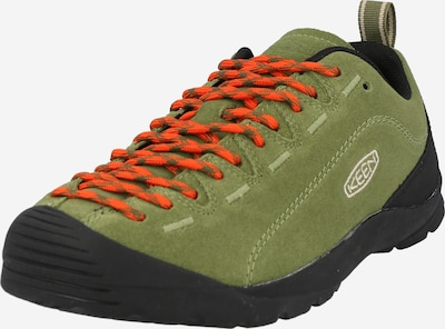 KEEN Chaussure de sport à lacets 'Jasper' en olive, Vue avec produit
