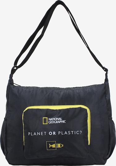 National Geographic Shopper 'Foldable' in schwarz, Produktansicht