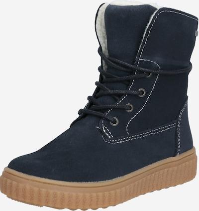Auliniai batai su kulniuku 'Nenja' iš LURCHI , spalva - tamsiai mėlyna, Prekių apžvalga