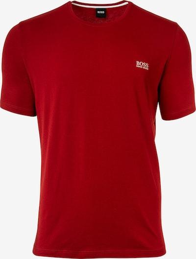 BOSS Shirt in rot, Produktansicht
