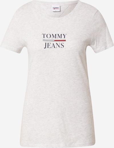 Tommy Jeans Tričko - tmavomodrá / svetlosivá / červená, Produkt