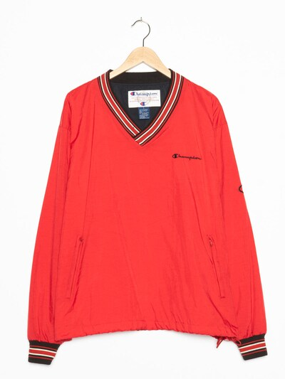 Champion Authentic Athletic Apparel Sweatshirt in XXL in rot, Produktansicht