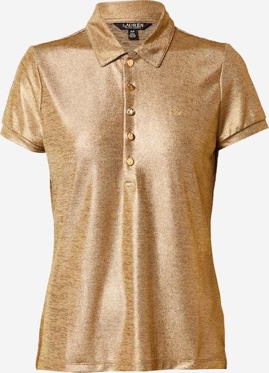 Tricou 'KINIASTA' Lauren Ralph Lauren pe auriu: Privire frontală