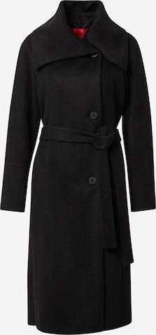 HUGO Преходно палто 'Maseli' в черно