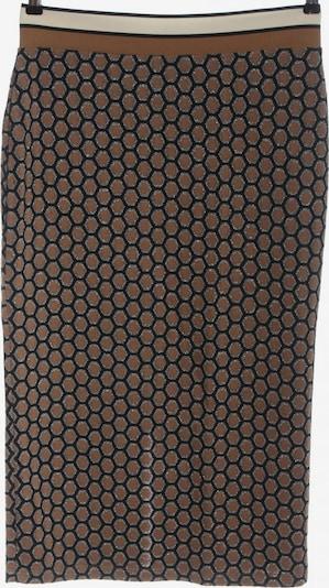 For H&M Bleistiftrock in M in braun / schwarz / silber, Produktansicht