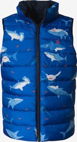 Tom Joule Vest 'Flip it' in Blue