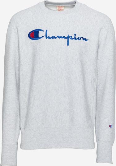 Champion Authentic Athletic Apparel Sweatshirt i marinblå / gråmelerad / röd, Produktvy