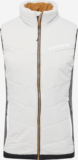ICEPEAK Sports Vest 'DAVIS' in Anthracite / Light grey / Dark grey, Item view