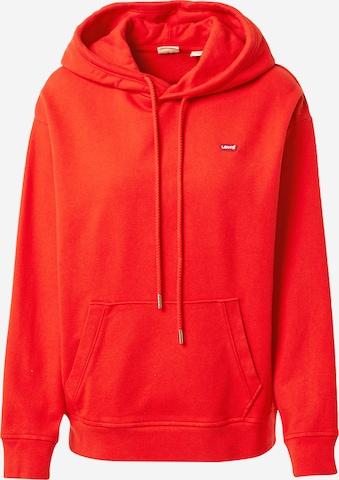LEVI'S Sweatshirt in Orange