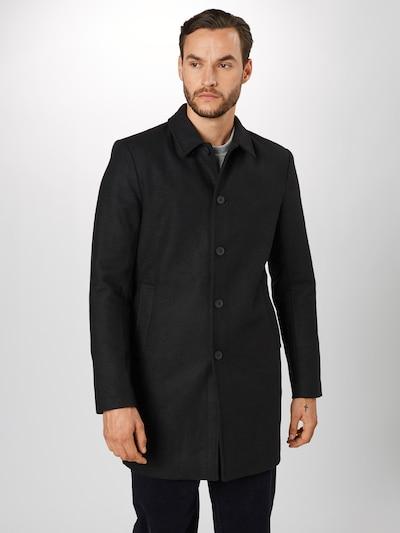 Only & Sons Prehoden plašč 'ADAM' | črna barva, Prikaz modela