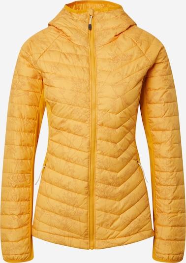 Geacă outdoor COLUMBIA pe galben auriu / galben închis, Vizualizare produs