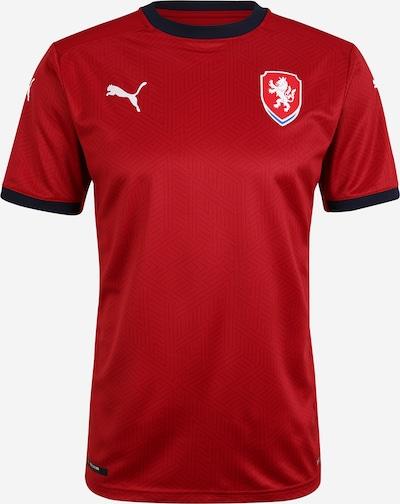 PUMA Tricot 'Tschechischen Republik' in de kleur Bloedrood, Productweergave