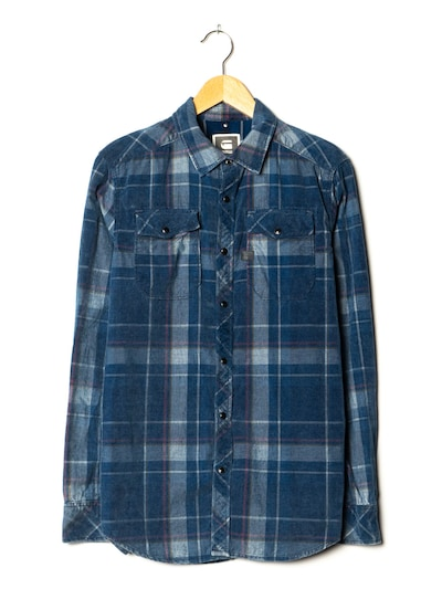 G-Star RAW Blouse & Tunic in L in Blue, Item view