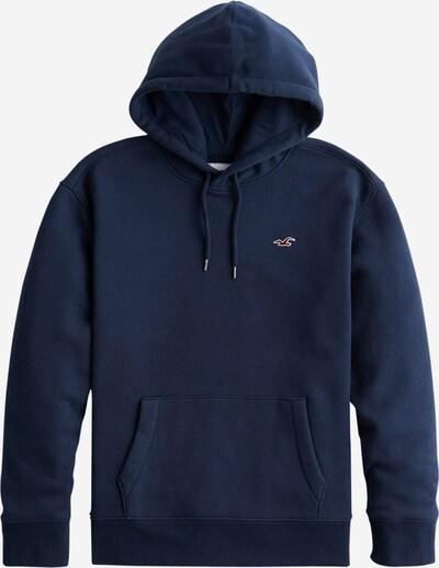 HOLLISTER Sweat-shirt en bleu marine, Vue avec produit