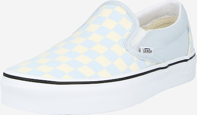 VANS Sneakers low 'UA Classic' in Light blue / Pastel yellow, Item view